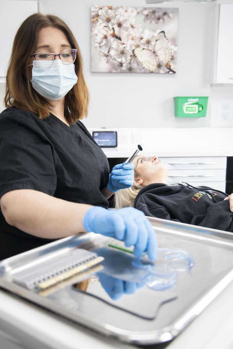 Sparkle Dental Centre Procedure Action Shot